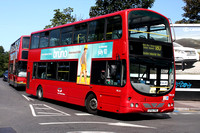 Route 180, East Thames Buses, VWL29, LF52THZ, Woolwich