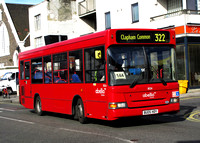 Route 322: Clapham Common - Crystal Palace