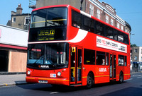 Route 121, Arriva London, DLA38, S238JUA, Enfield