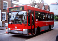 Route 609, London United, DR72, J372GKH, Hammersmith