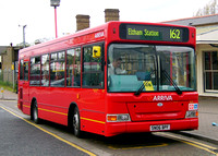 Route 162, Arriva Kent Thameside 1625, SN06BPF, Beckenham Junction
