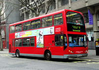 Route 9, London United RATP, VLE45, PO54OOG, Aldwych
