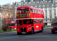 Route 98, Metroline, RML2312, CUV312C, Marble Arch
