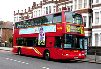 Route 427, First London, TNL32908, W908VLN, Ealing Common