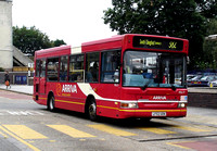 Route 382, Arriva London, PDL77, LF52UON, Arnos Grove