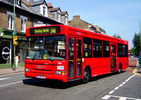 Route 246, Metrobus 335, W335VGX, Bromley