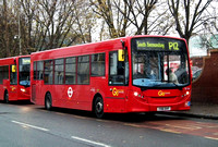 Route P12, Go Ahead London, SE156, YX61DVF, Peckham