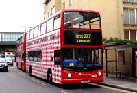 Route 277, East London ELBG 18915, LX03OSL, Westferry