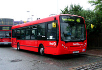 Route 487, First London, DML44092, YX09AEL, Willesden