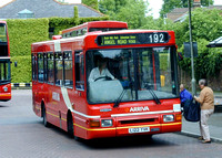 Route 192, Arriva London, DRN122, L122YVK, Enfield