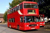 Route 127, Centra, L4, C804BYY, Purley
