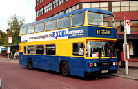 Route 61, Metrobus, H808AGX, Bromley