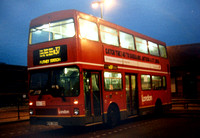 Route N37, London General, M760, KYV760X, Peckham