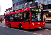 Route 138, Metrobus 149, YX60FTP, Bromley South