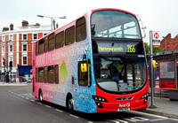 Route 266, First London, VN37966, BN61MXO, Hammersmith