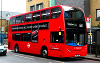 Route 660, Stagecoach London 12286, SN14TXE, Catford