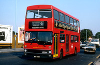 Route 91, London Transport, M170, BYX170V