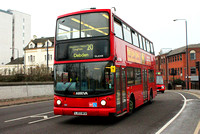 Route 20, Arriva London, DLA348, LJ03MKU, Walthamstow
