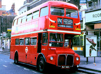 Route 176A, London Transport, RM623, WLT623