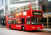 Route 42, London Easylink, X154FBB, Liverpool Street