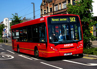 Route 312: Norwood Junction - South Croydon, Bus Garage