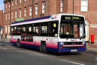 Route 70, First Leicester 62602, F602ETC, Leicester