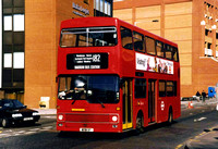 Route 182, London Transport, M9, WYW9T, Harrow