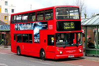 Route 57, London United RATP, TA230, LG02FAF, Kingston