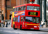 Route 243A: Wood Green - Liverpool Street [Withdrawn]