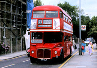 Route 71, London Transport, RM1280, 280CLT