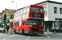 Route 57, London Transport, M1271, B271WUL, Tooting Broadway