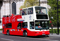 Arriva Sightseeing, DLP210, T210XBV, St Pauls