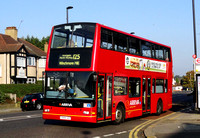 Route 125, Arriva London, DLP44, Y544UGC