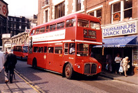 Route 2B, South London Buses, RML2465, JJD465D, Victoria