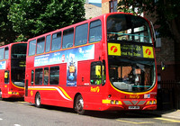 Route 28, First London, VNW32383, LK04JBU, Wandsworth