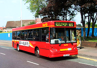 Route 165, First London, DMC41496, LK03LMF, Romford