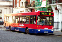 Route 189, Metroline, DLD24, R124RLY, Oxford Circus