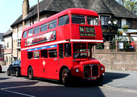 Route 36, London Transport, RM1955, ALD955B, East Grinstead