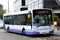 Route 2, First Berkshire 44565, YX63LLE, Slough