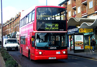 Route 20, Arriva London, DLA360, LJ03MKE, Walthamstow