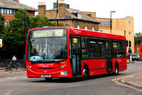 Route H22, London United RATP, DLE12, SN60EBO, Hounslow