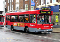 Route K4, Transdev, DPK604, SN51SXR, Kingston