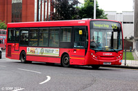 Route 375, Arriva Southend 4009, GN08CHG, Romford