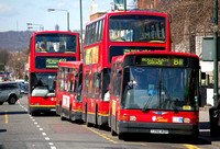 Route B11, London Central, DML20, T392AGP, Bexleyheath