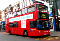 Route 636, Stagecoach London 17568, LV52HEU, Bromley