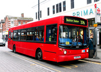 Route 376, Stagecoach London 34324, LX51FHK, East Ham