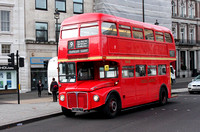 Route 9, First London, RM1218, 218CLT, Trafalgar Square