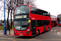 Route 58, First London, VN37829, BG59FXC, Walthamstow