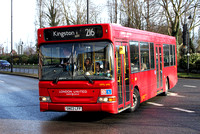 Route 216, London United RATP, DPS690, SN03LFF, Staines