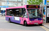 Route PB1, Uno Bus, OS403, MX57BZY